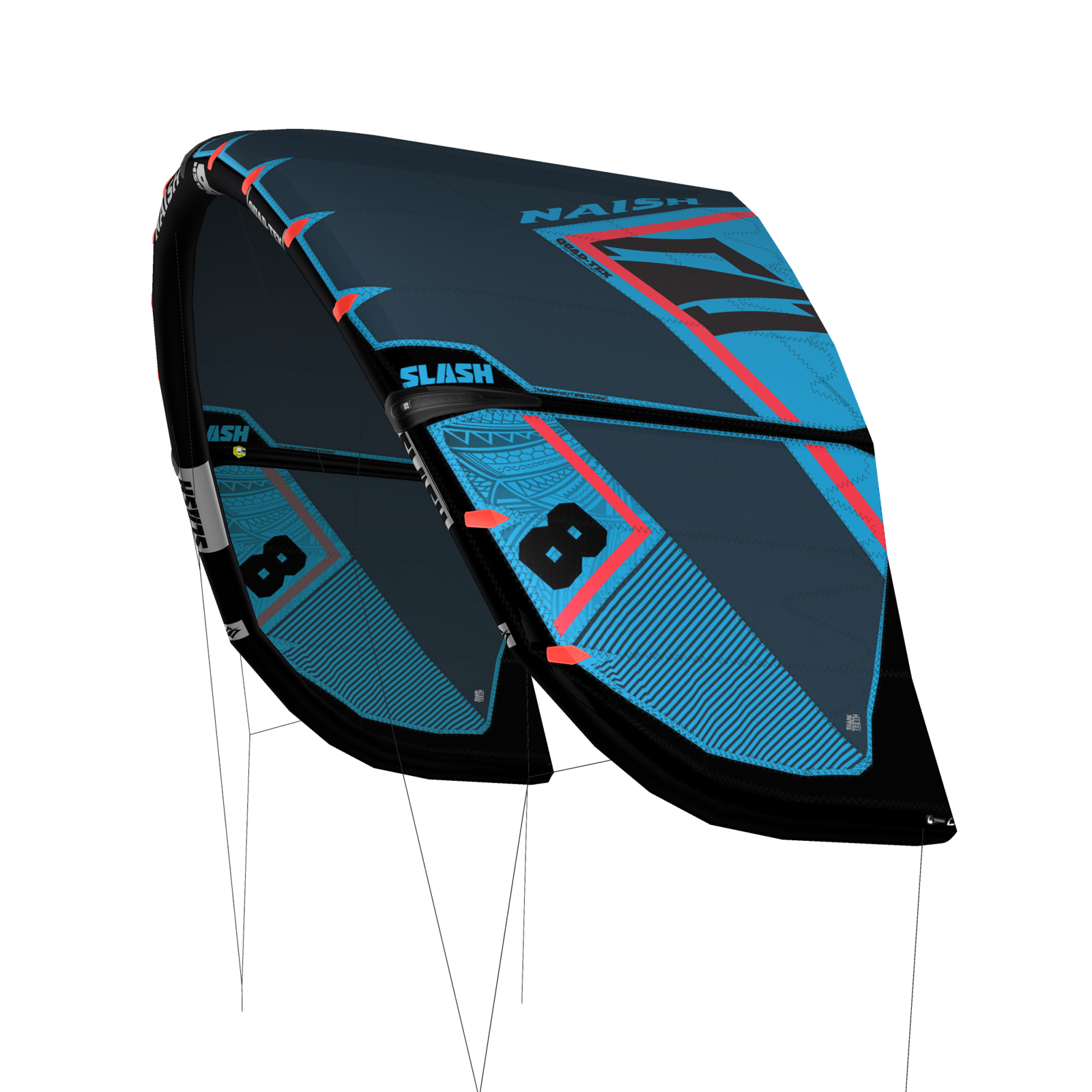 kite 2018 NAISH Slash 10m