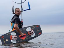 Kiteboard Nobile NHP 2019 - test