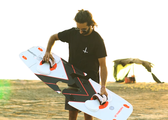 Nobile Kiteboarding Split Story 2019